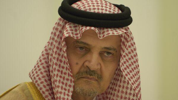Saoud Al-Fayçal - Sputnik France