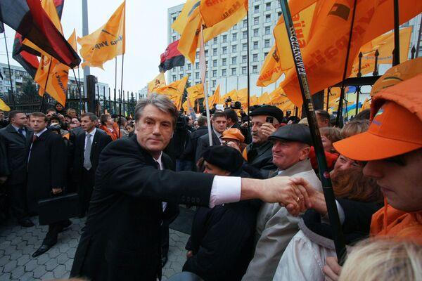 Kiev : elle est finie, la saison des oranges - Sputnik France