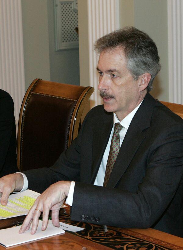 Russie-USA: le nucléaire iranien au menu de consultations diplomatiques - Sputnik France