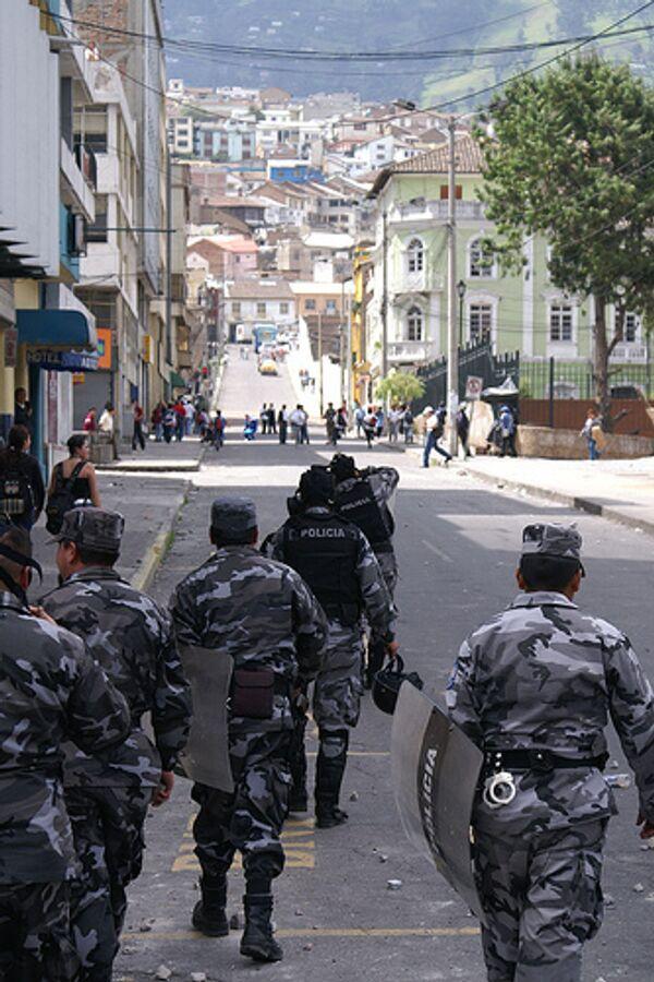 Equateur: l'ambassade enquête sur la détention de touristes russes - Sputnik France