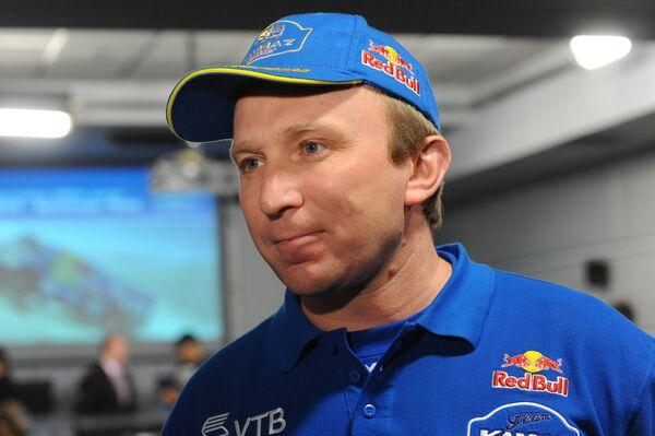 Dakar 2010: le Russe Chagin bat le record absolu des victoires - Sputnik France