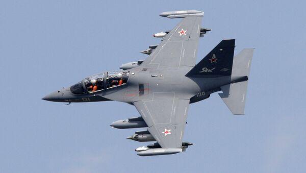 Як-130 на авиакосмическом салоне МАКС-2009 - Sputnik France