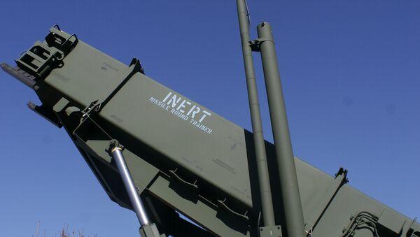 Патриот — зенитный ракетный комплекс армии США - Sputnik France