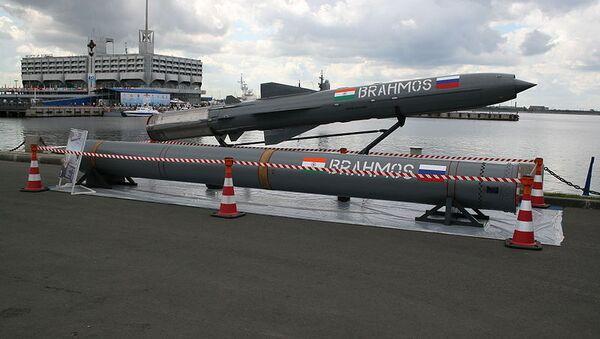 Missile de croisière BrahMos - Sputnik France
