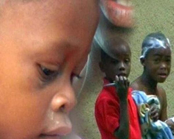 Echec de la mission sauvetage d'orphelins haïtiens - Sputnik France