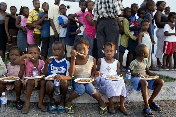 Reconstruction d'Haïti: conférence internationale fin mars à New York  - Sputnik France