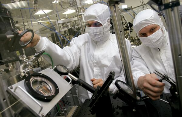 La science et les technologies russes au jour le jour - Sputnik France