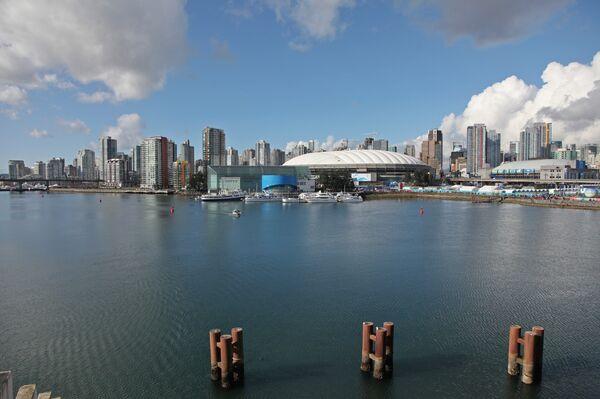 Jeux JO de Vancouver: 19 blessés légers dans une bousculade lors d'un concertde Vancouver - Sputnik France