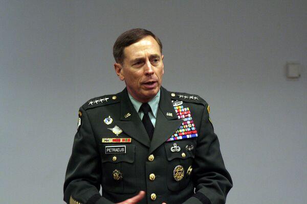 David Petraeus - Sputnik France