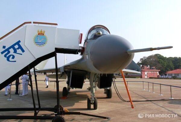 Les MiG-29K livrés à la Marine indienne - Sputnik France