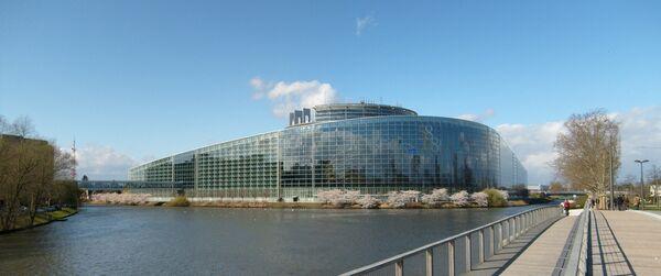 Cour européenne des droits de l'homme de Strasbourg - Sputnik France
