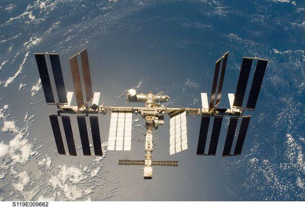La Station spatiale internationale - Sputnik France