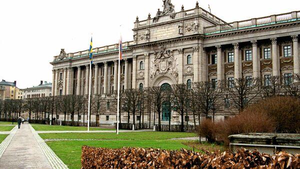 Parlement suédois - Sputnik France