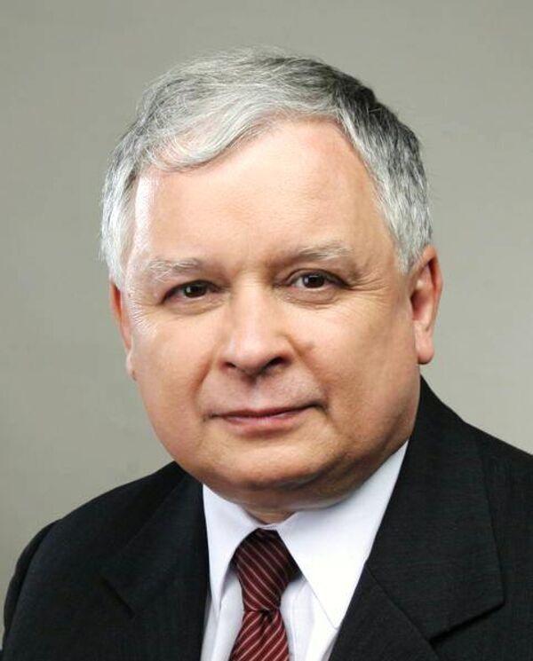 Lech Kaczynski - Sputnik France
