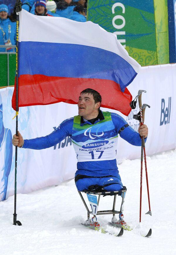 Jeux paralympiques - ski de fond: 4e titre pour le Russe Zaripov - Sputnik France