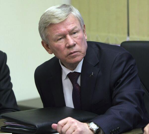 Anatoli Perminov - Sputnik France