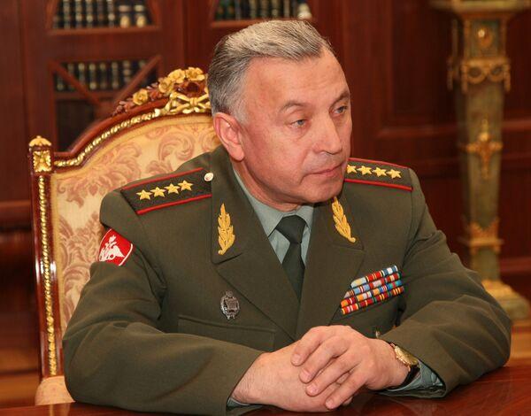 Le chef de l'état-major général de l'Armée russe, le général Nikolaï Makarov - Sputnik France