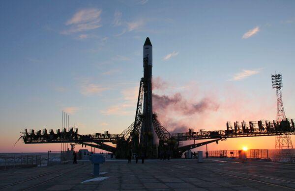 Espace: le cargo russe Progress M-05M tiré vers l'ISS fin avril - Sputnik France