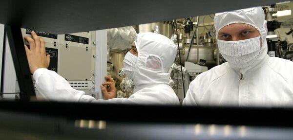 Débats scientifiques russo-français à RIA Novosti - Sputnik France