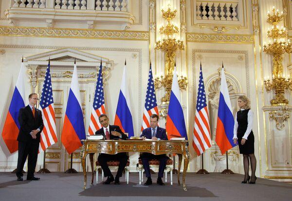 START: le nouveau traité - Sputnik France