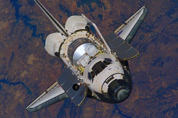 La navette américaine Discovery - Sputnik France