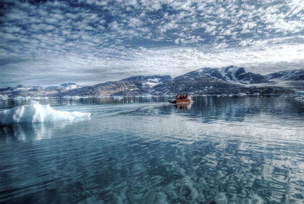 Arctique: la station dérivante russe Barnéo déménage après une tempête - Sputnik France