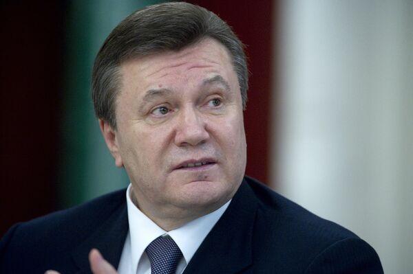 Medvedev en Ukraine: le prix du gaz et la flotte russe en Crimée au menu (Ianoukovitch) - Sputnik France