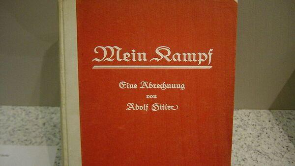 Mein Kampf (Mon Combat) - Sputnik France