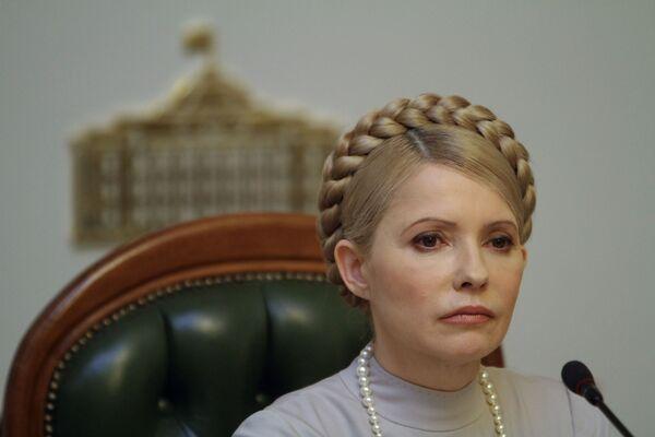 Ukraine: Timochenko réfute les accusations de la Chambre des comptes - Sputnik France