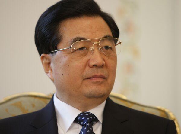 BRIC: le troisième sommet prévu en Chine (Hu Jintao) - Sputnik France