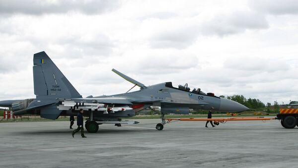L'avion Su-30 MKM produit pour les forces armées aériennes malaisiennes - Sputnik France