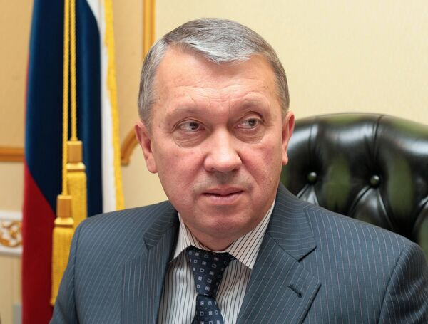 Mikhaïl Dmitriev, patron du Service fédéral russe de coopération technique et militaire - Sputnik France