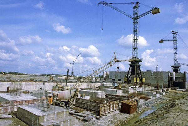 Centrale nucléaire de Khmelnitski - Sputnik France