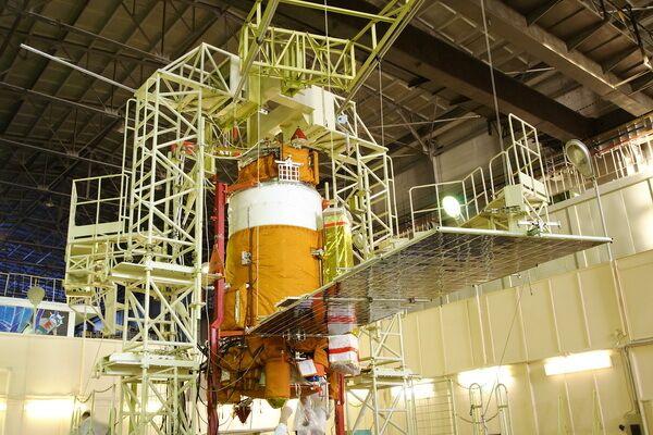 Russie: mise sur orbite d'un satellite militaire - Sputnik France