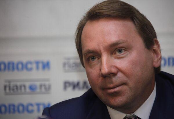 Le chef de l'intendance du Kremlin Vladimir Kojine - Sputnik France