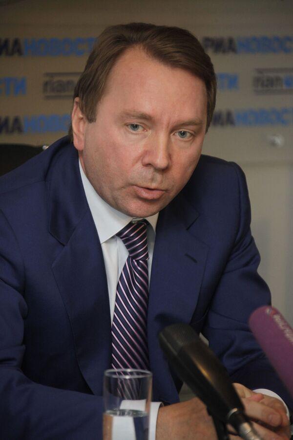 Vladimir Kojine, chef de l'intendance du Kremlin - Sputnik France
