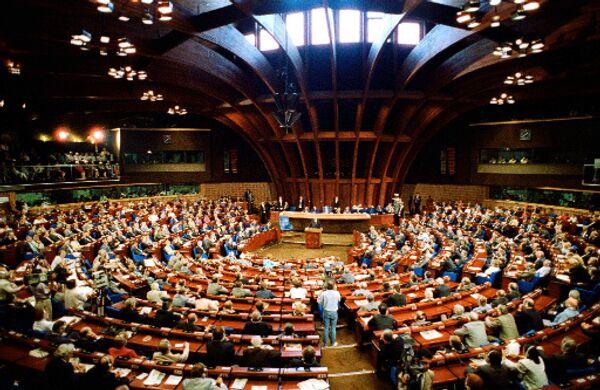 L'Assemblée parlementaire du Conseil de l'Europe - Sputnik France