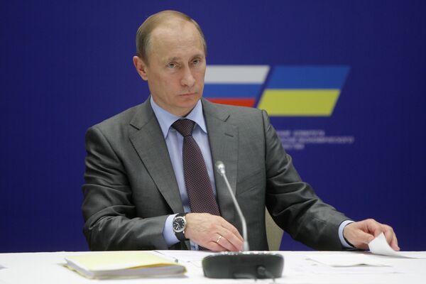 Vladimir Poutin - Sputnik France