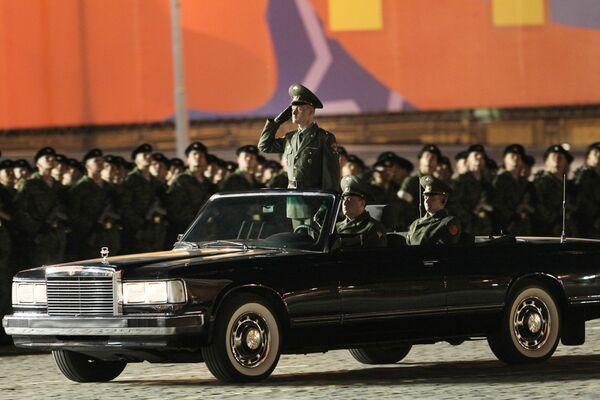Des militaires des pays étrangers à Moscou pour la parade de la Victoire  - Sputnik France
