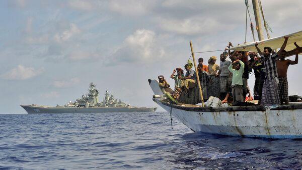 Golfe d'Aden - Sputnik France