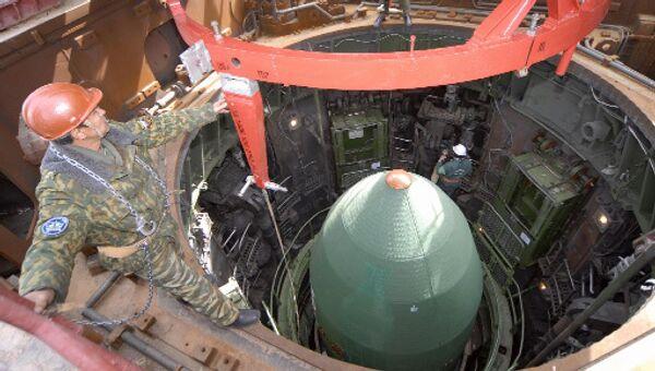 Russie: plus de 40 missiles balistiques mis en service en 2014 (Poutine) - Sputnik France