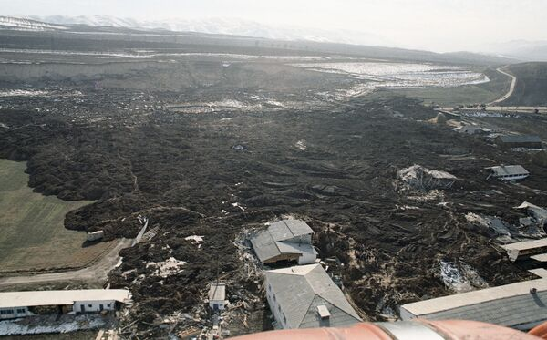 Tadjikistan: 7 morts et 40 disparus dans des torrents de boue - Sputnik France