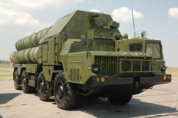 Missiles sol-air S-300 et S-400 Triumph - Sputnik France
