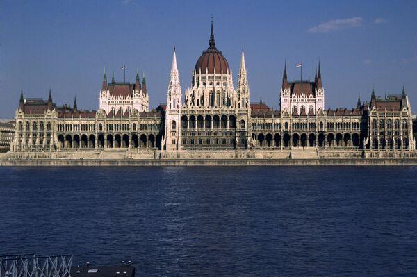 Le parlement hongrois - Sputnik France