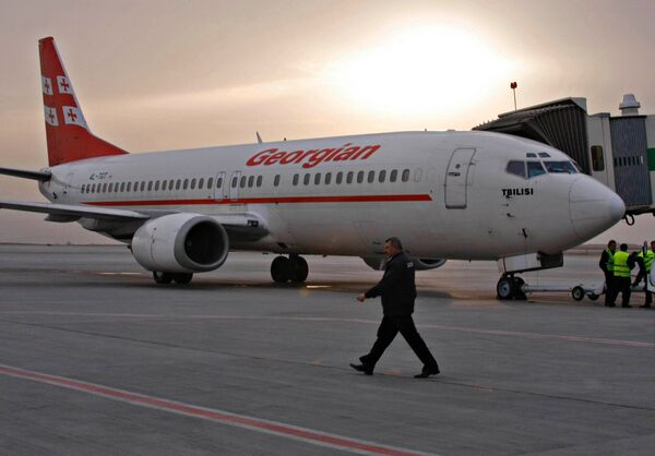 Tbilissi hostile à la communication aérienne entre Moscou et Soukhoumi - Sputnik France