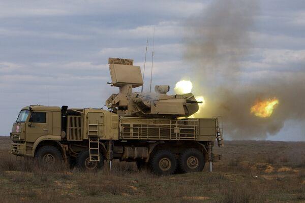 Russie: des systèmes Pantsir-S abattent des missiles réels         - Sputnik France