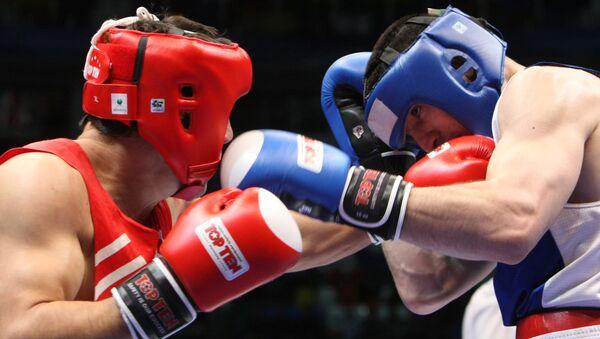 Boxe: les championnats d'Europe à Moscou pour la 1ère fois depuis 1963 - Sputnik France