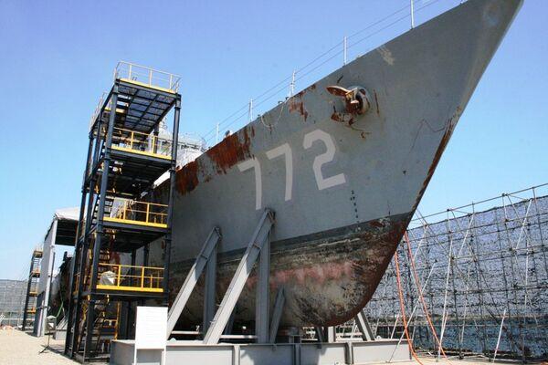 La corvette Cheonan - Sputnik France