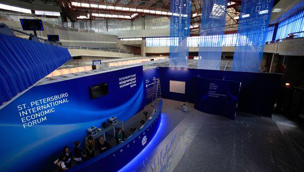 Подготовка к Петербургскому международному экономическому форуму - Sputnik France