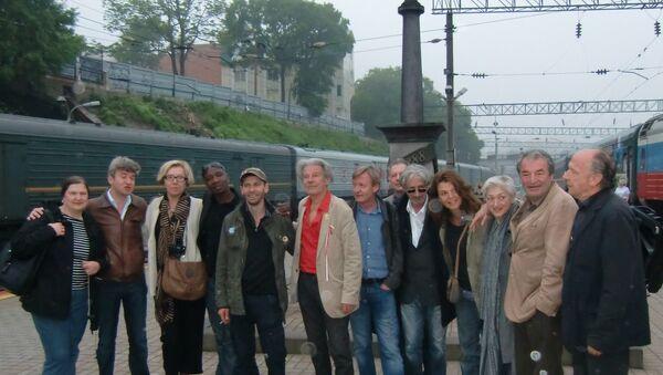 Une odyssée d'écrivains français à travers la Russie - Sputnik France